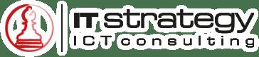 It Strategy logo. Consulenza e soluzioni ICT